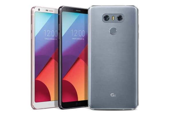 مواصفات هاتف إل جي G6 الأولى من نوعها في العالم