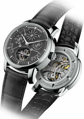 Vacheron Constantin Traditionnelle Caliber 2253 2 sides