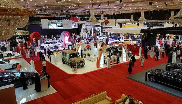EXCS Motor Show